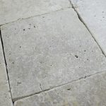 WALNUT FRENCH PATTERN TRAVERTINE TILE TUMBLED-Travertine tiles sale-Atlantic Stone Source