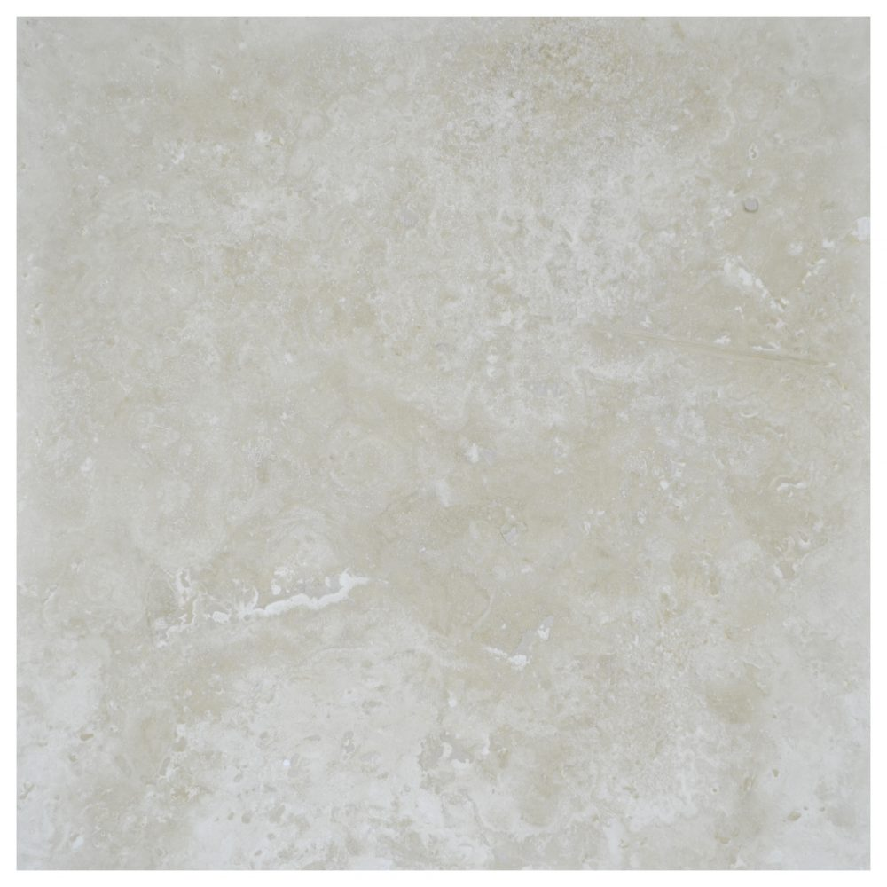 Amon Light Honed Filled Travertine Tiles 18x18-Travertine tiles sale- Atlantic Stone Source