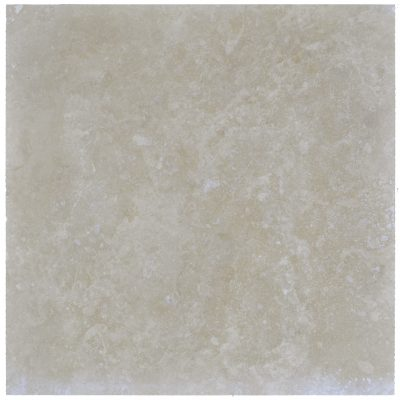 Rodos Medium Honed Filled Travertine Tiles 18x18- Travertile tile sale - Atlantic Stone Source