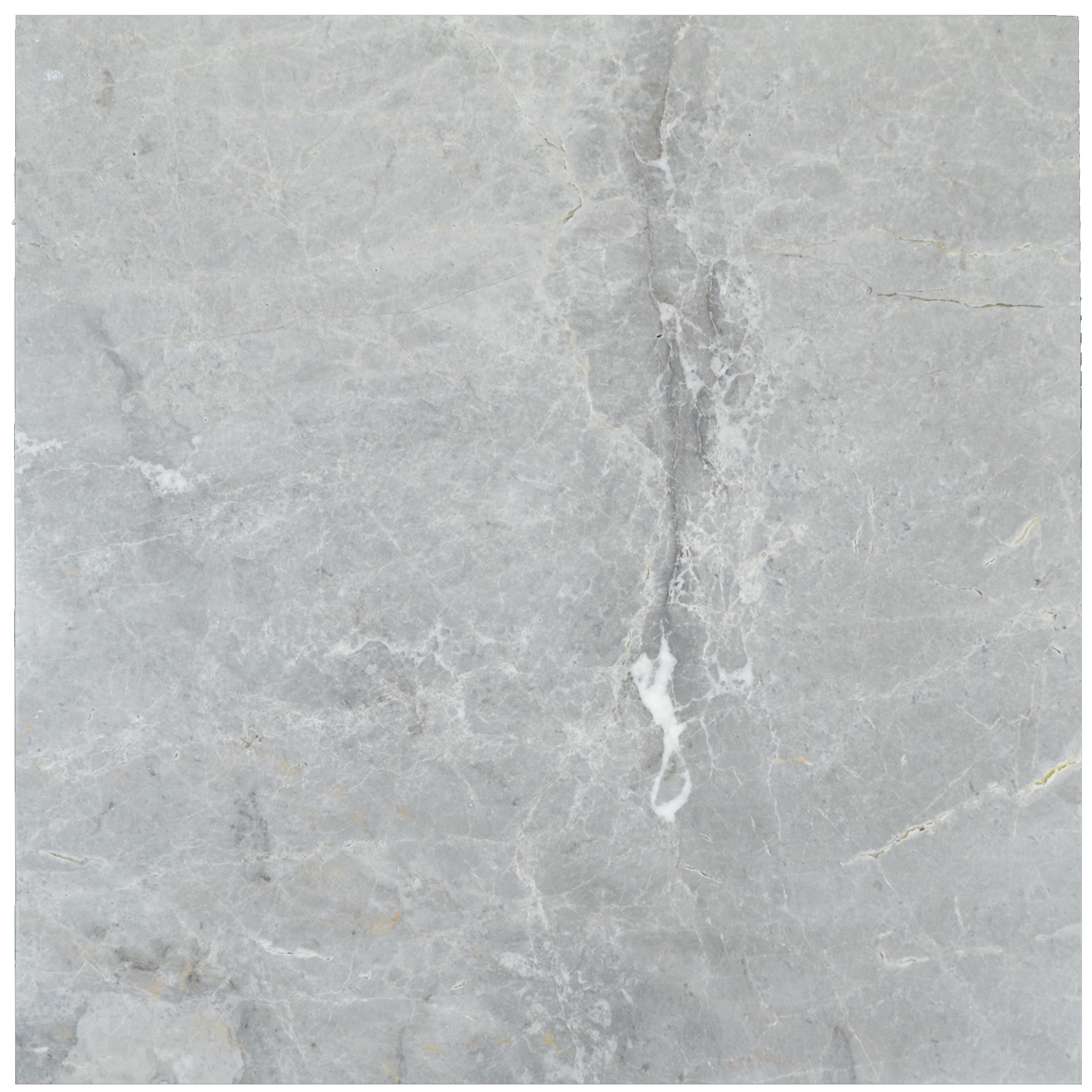 Silver Brushed Marble Tiles 18x18-marble sale-Atlantic Stone Source