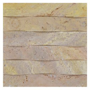 Gold Travertine Bullnose Channel Wave Molding-moldings sale-Atlantic Stone Source