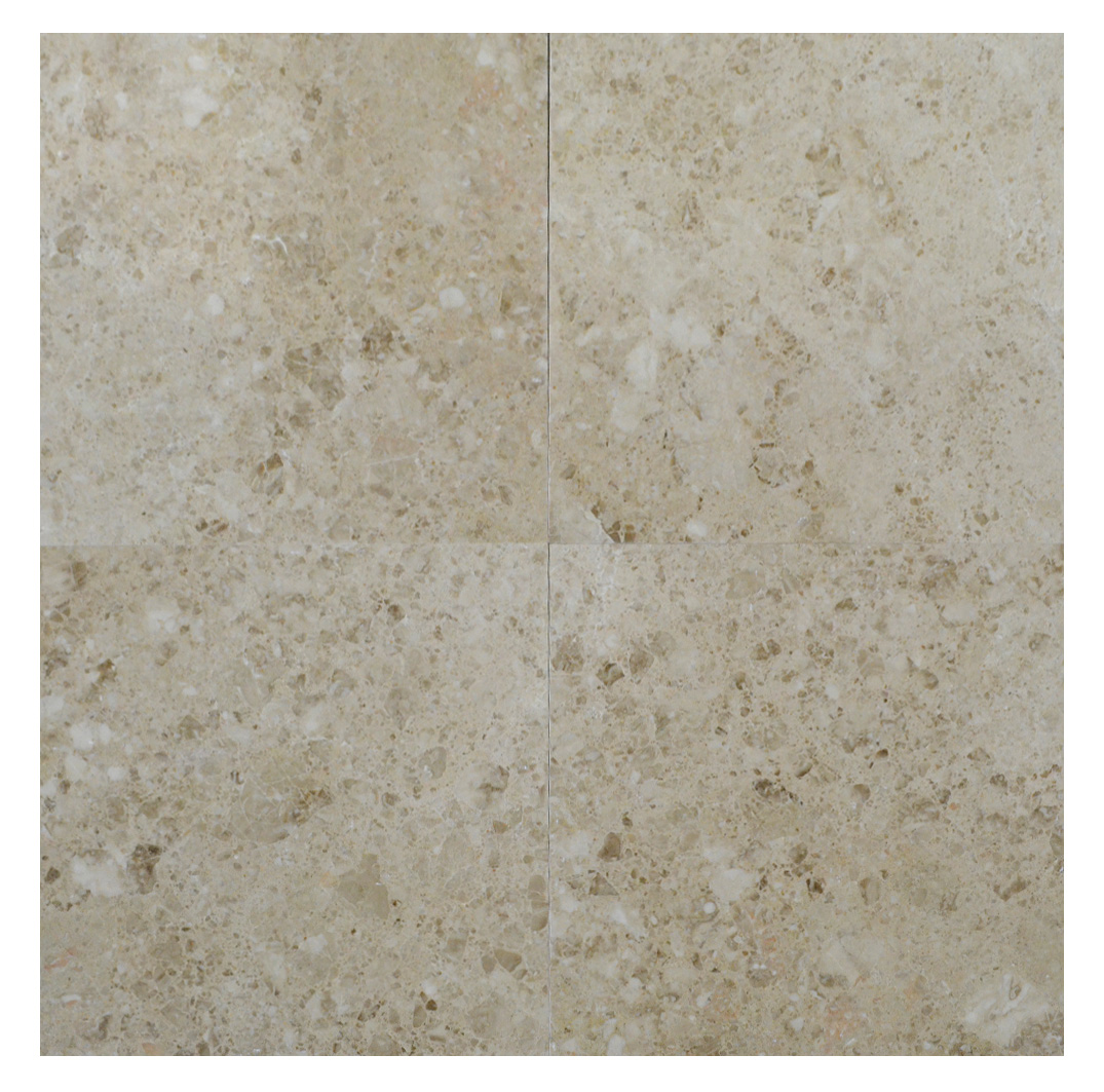18x18 cappuccino marble tile polished -marble sale-Atlantic Stone Source