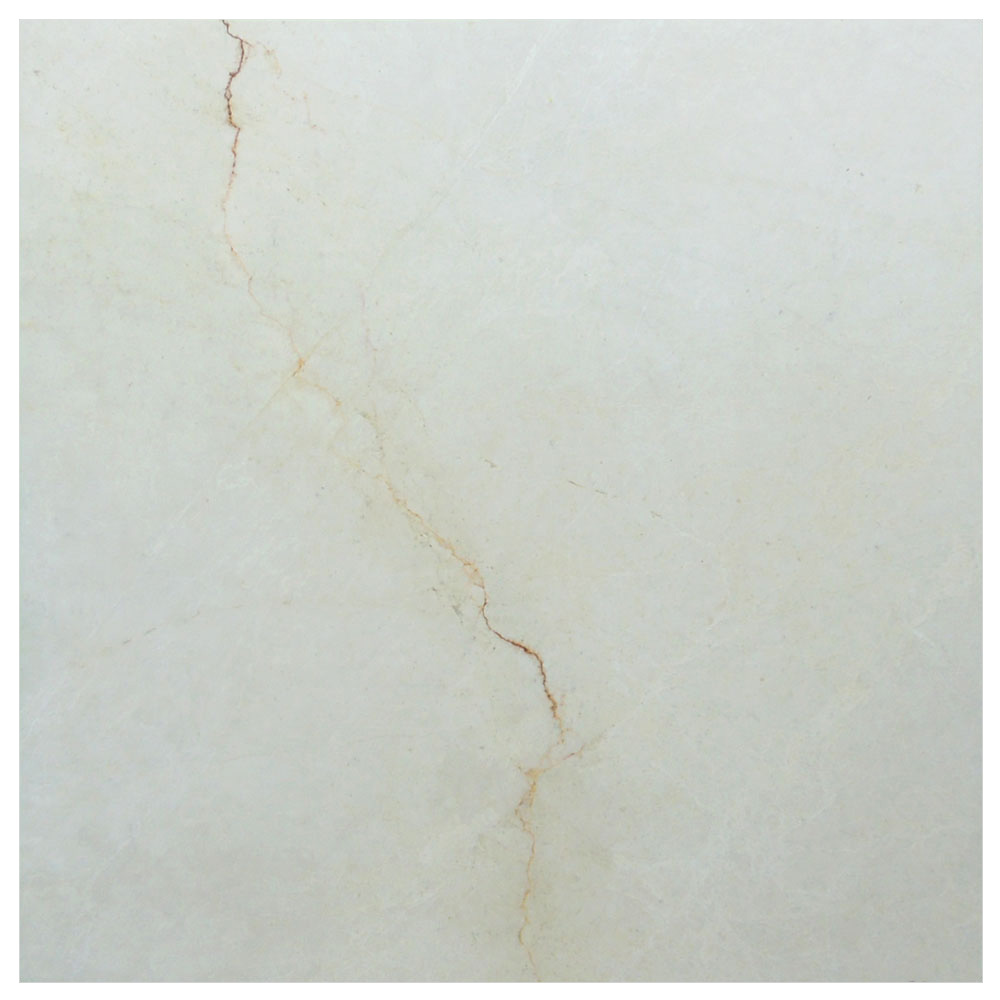 Alaskan White Polished Marble Tiles 24x24