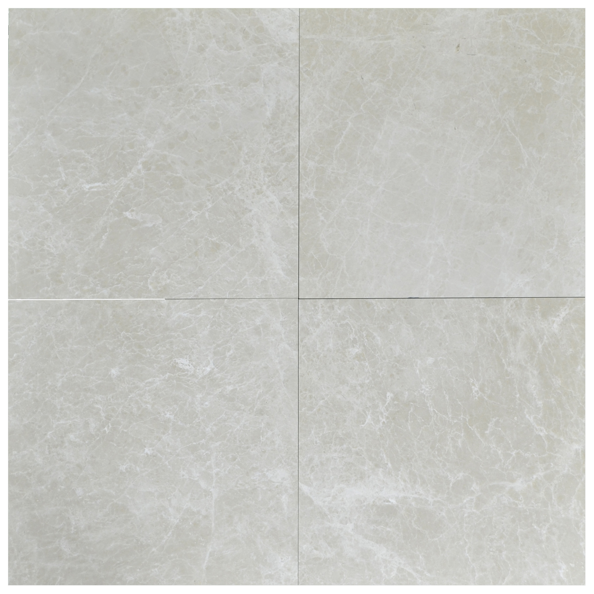 Botticino Beige Polished Marble Tiles 24x24-marble sale-Atlantic Stone