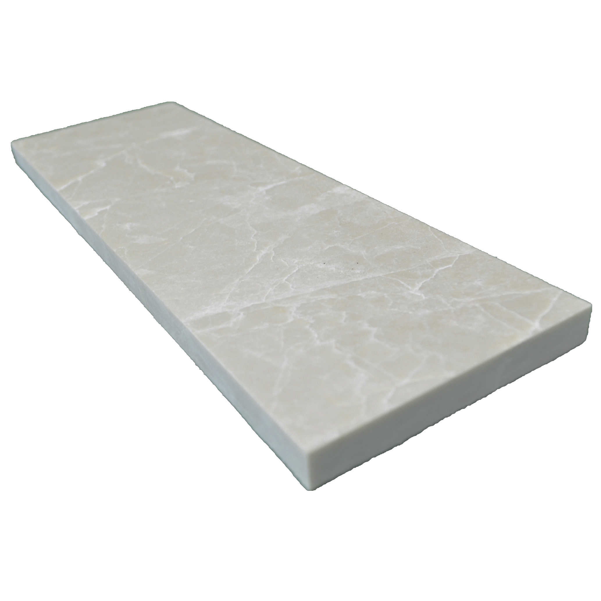 Botticino Beige Polished Marble Tiles 4x12 (2)