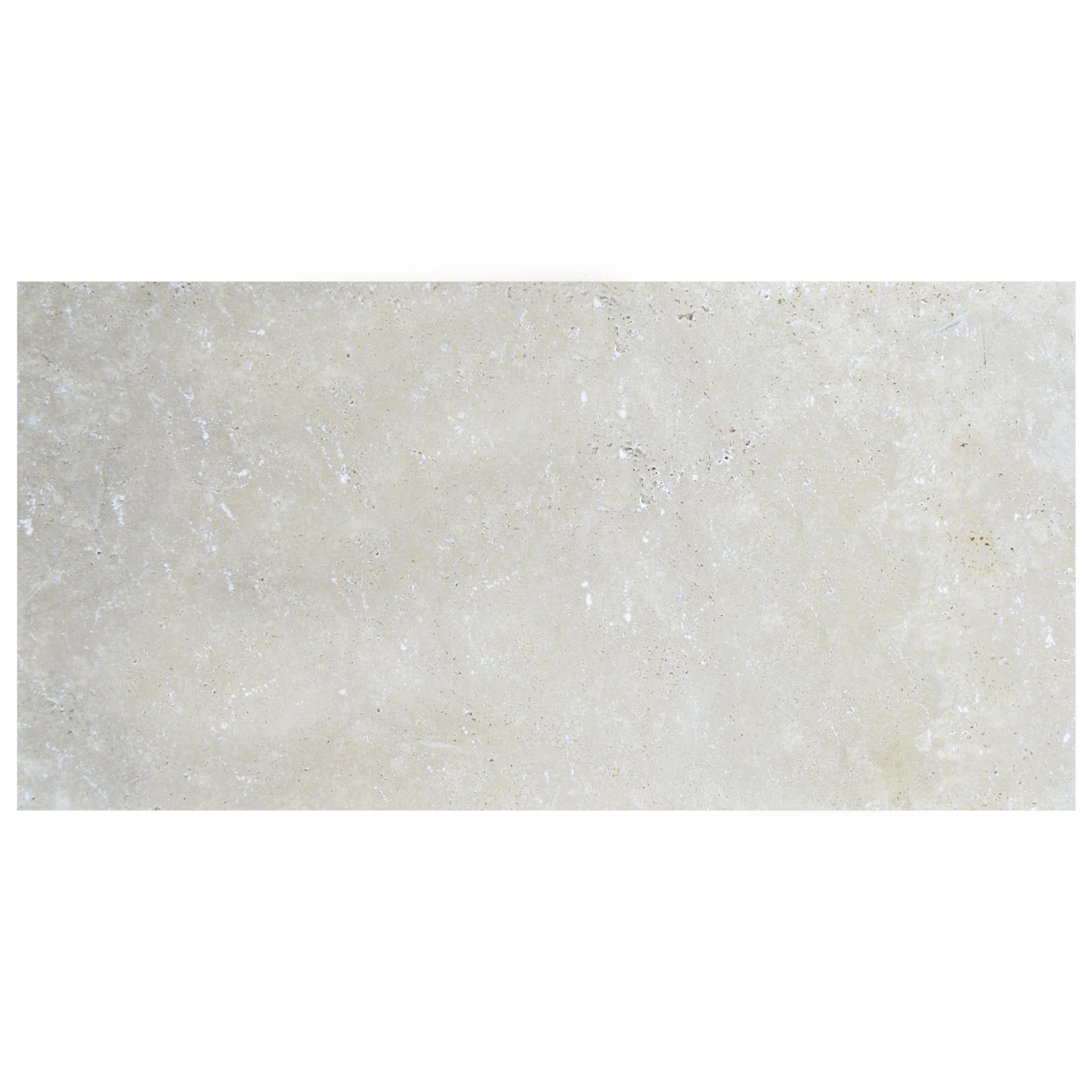 Ivory Tumbled Travertine Pavers 12x24-pavers sale-Atlantic Stone Source