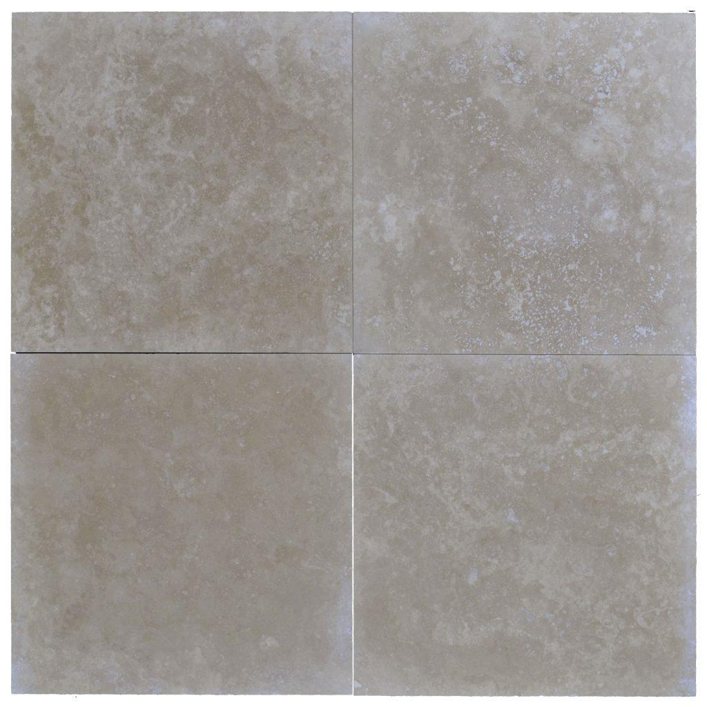 Lito Medium Honed Filled Travertine Tiles 24x24