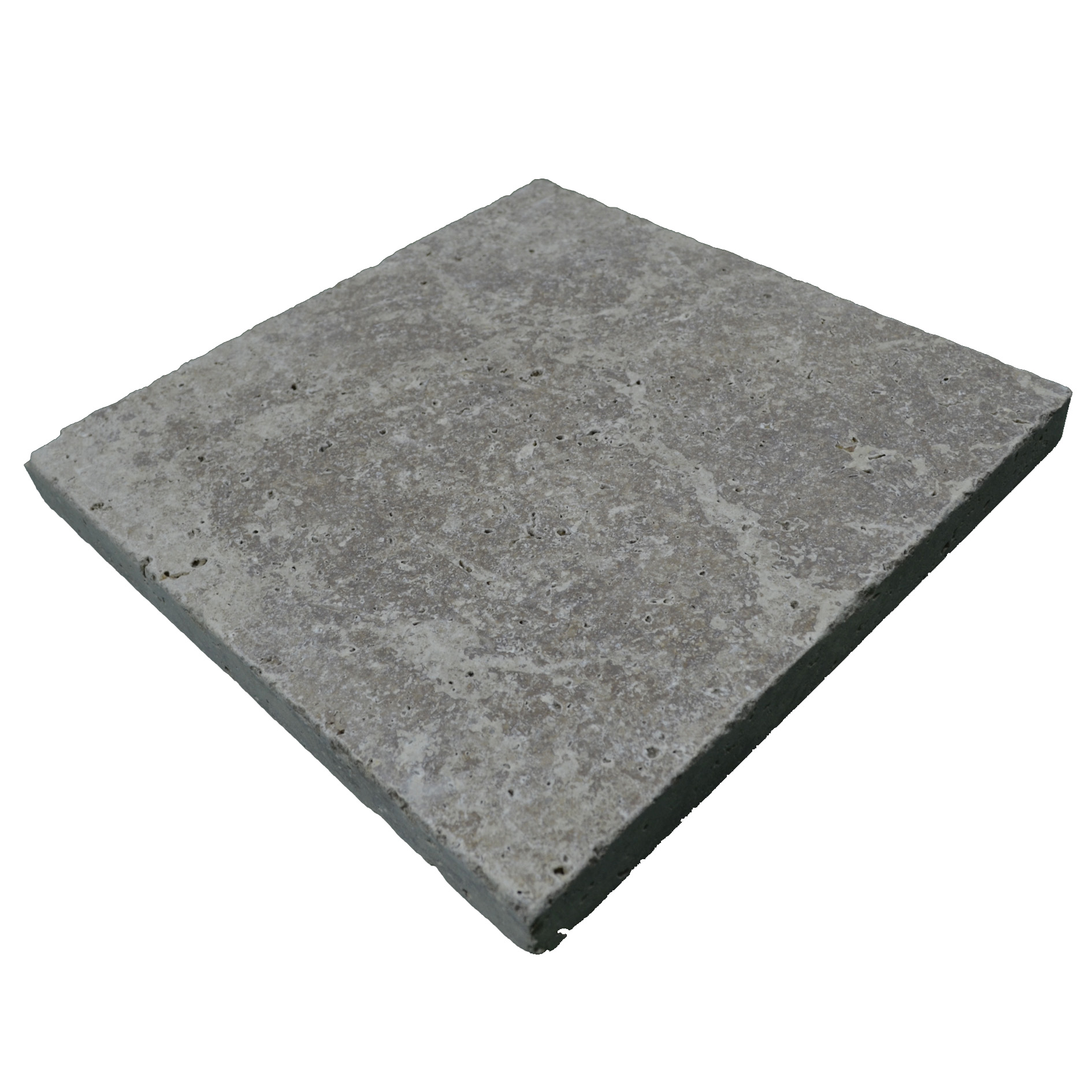 Noce Tumbled Travertine Pavers 16x16-pavers sale-Atlantic Stone Source