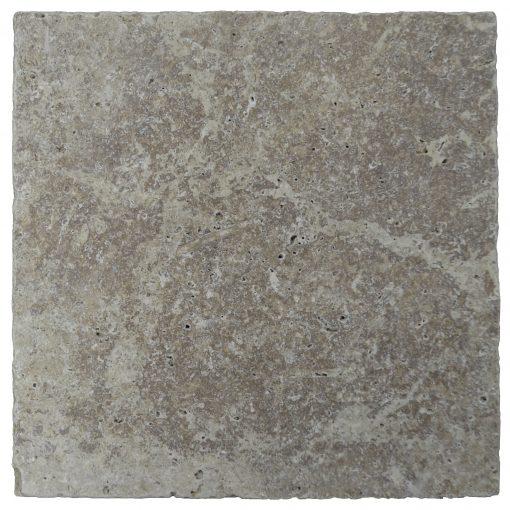 Noce Tumbled Travertine Pavers 16x16-pavers sale-Atlantic Stone Source
