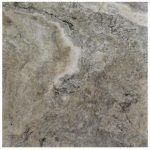 Silver Tumbled Travertine Pavers 24x24