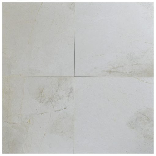 Snow White Classic Polished Marble Tiles 24x24-marble sale-Atlantic Stone Source