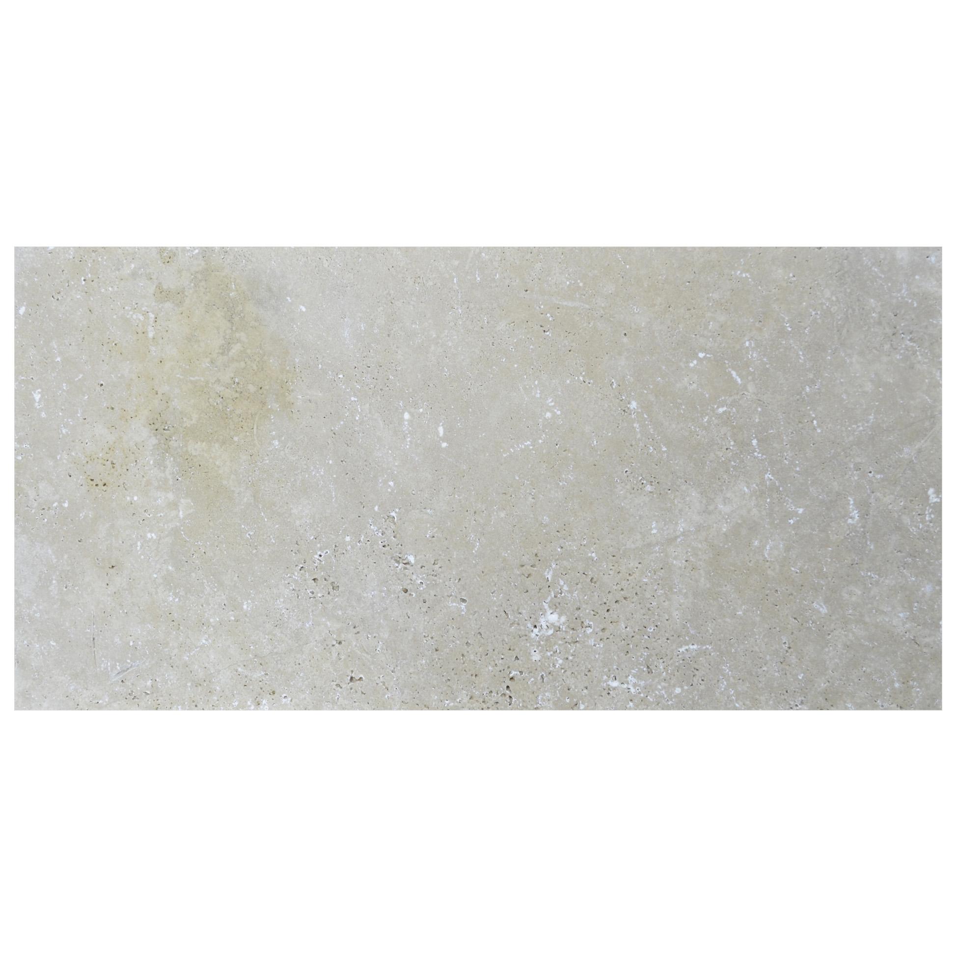 Super Light Tumbled Travertine Pavers 12x24-pavers sale-Atlantic Stone Source