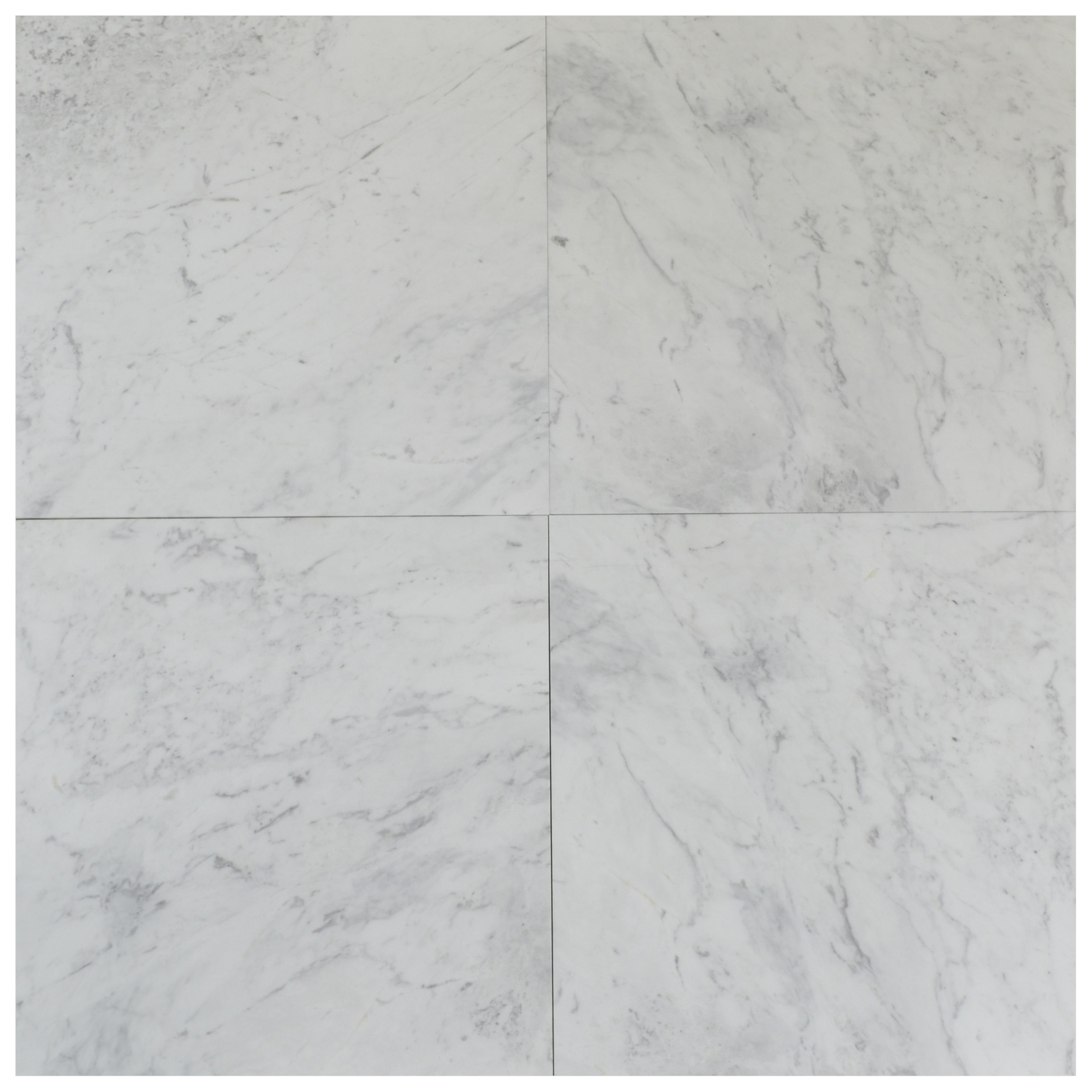 Volakas Polished Marble Tiles 24x24-marble sale-Atlantic Stone Source