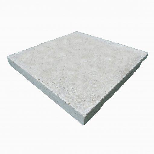 Walnut Tumbled Travertine Pavers 16x16-pavers sale-Atlantic Stone Source