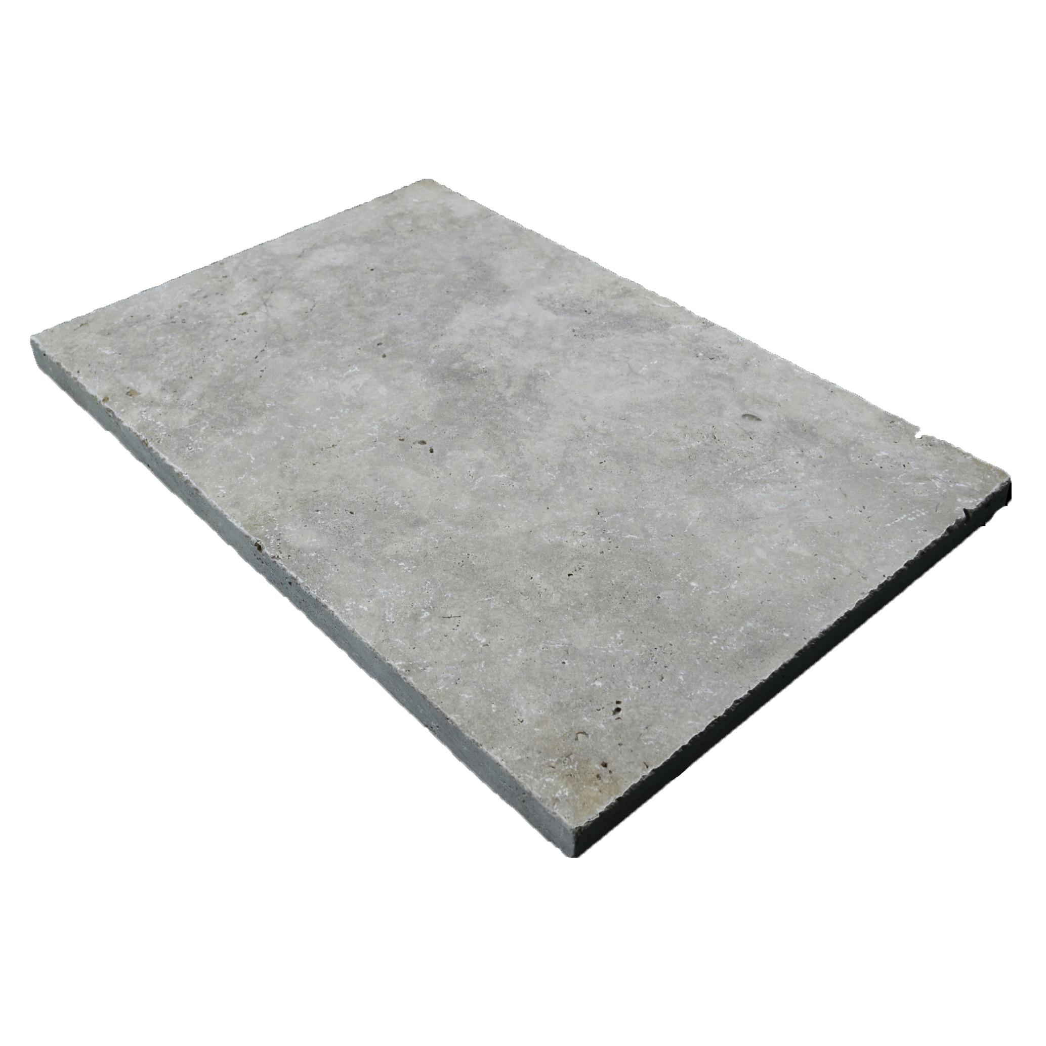 Walnut Tumbled Travertine Pavers 16x24-pavers sale-Atlantic Stone Source
