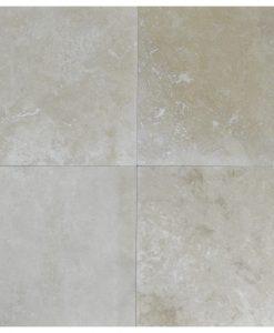 amon light honed and filled travertine tiles 18x18-Travertine tiles sale- Atlantic Stone Source