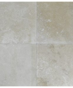 amon light honed and filled travertine tiles 24x24-Travertine tiles sale-Atlantic Stone Source