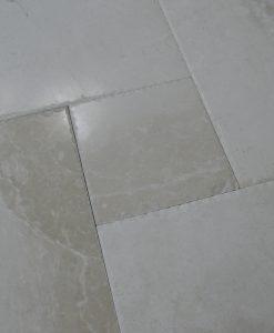 botticino brushed chiseled french pattern marble tile-marble tile sale-Atlantic Stone Source