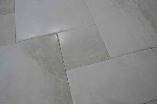 botticino brushed chiseled french pattern marble tile-marble tile sale-Atlantic Stone Source