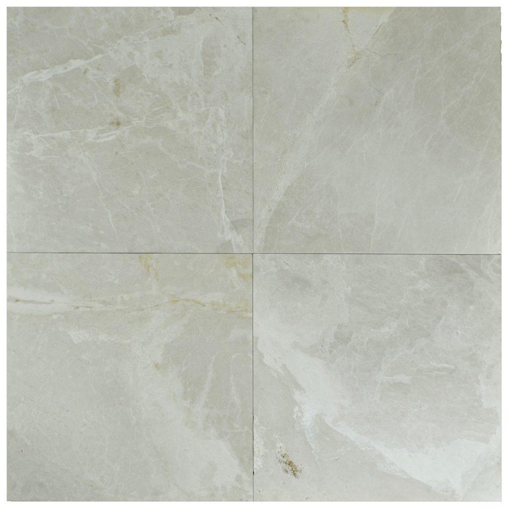 Botticino Beige Honed Marble Tiles 24x24