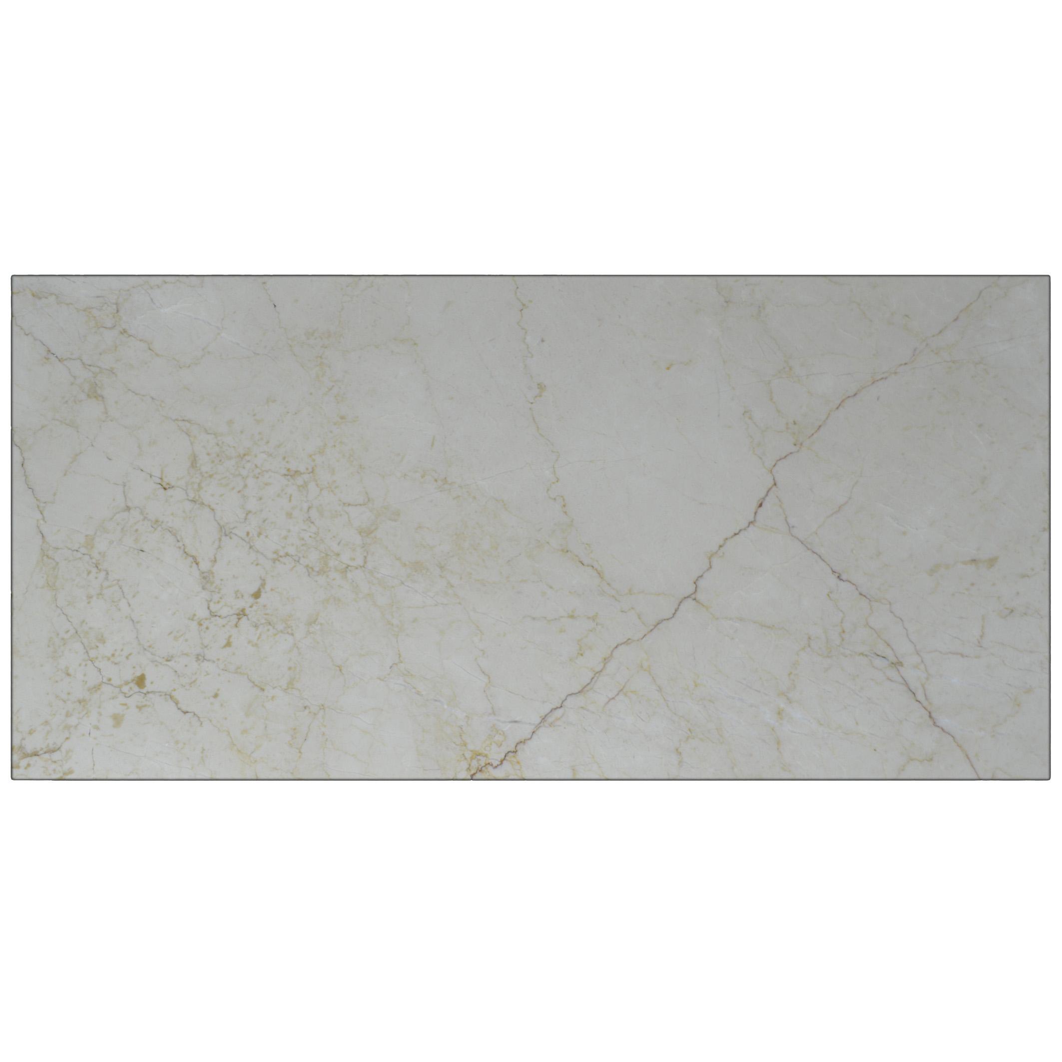 Cream Fantasy Polished Marble Tiles 18x36-marble sale-Atlantic Stone Source