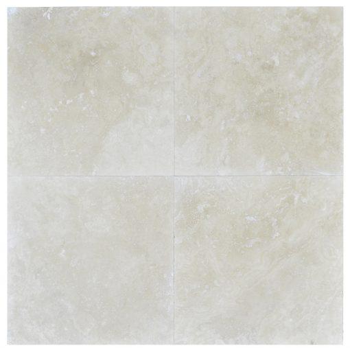 frig light honed and filled travertine tiles 18x18-Travertine tile sale- Atlantic Stone Source (1)