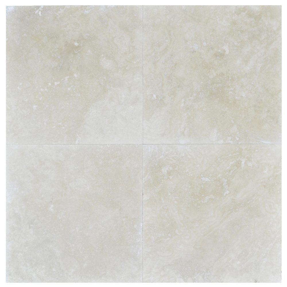 frig light honed and filled travertine tiles 18x18-Travertine tile sale- Atlantic Stone Source (1)