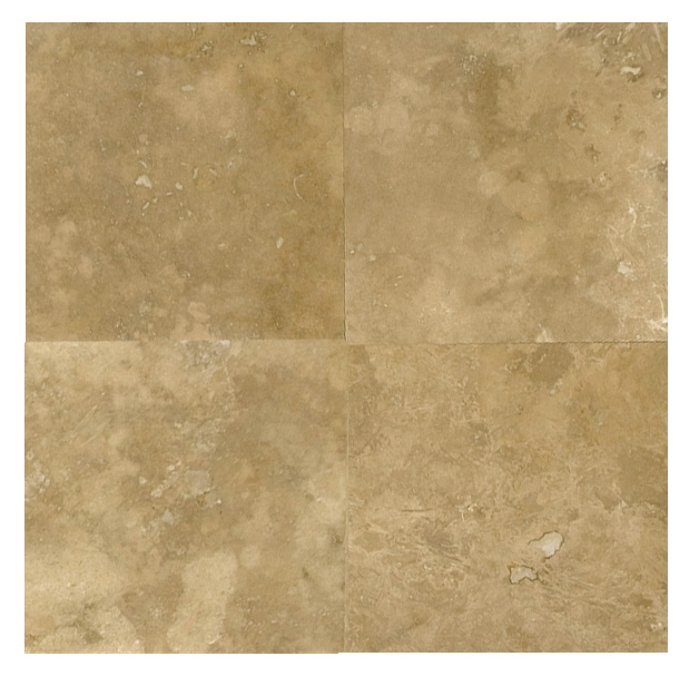 ivory classic medium 24x24 honed filled-Travertine tiles sale-Atlantic Stone Source