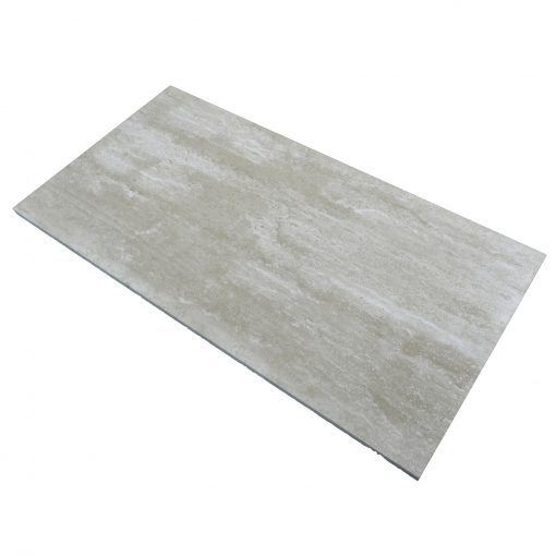 ivory vein cut polished travertine tiles 12x24-travertine tiles sale-Atlantic Stone Source