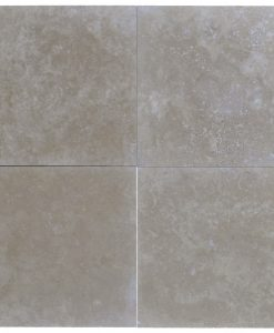 lito medium 18x18 travertine tile honed and filled-Travertine tiles sale-Atlantic Stone Source