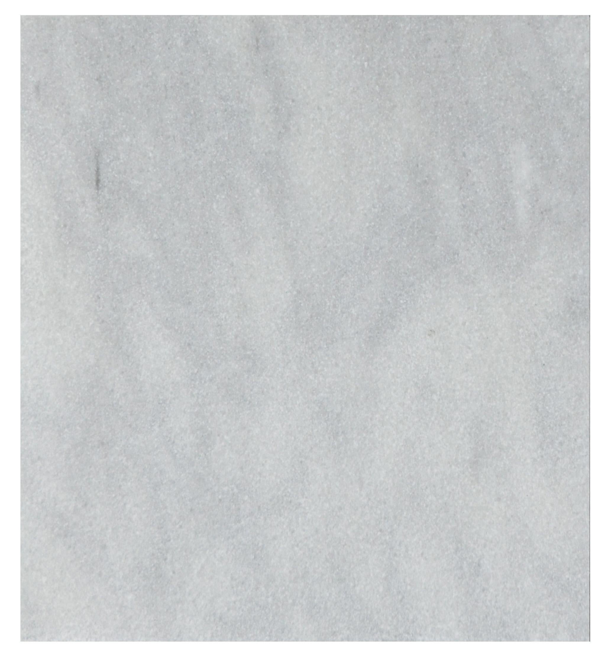 white fume sandblasted marble tiles 18x18-marble sale-Atlantic Stone Source