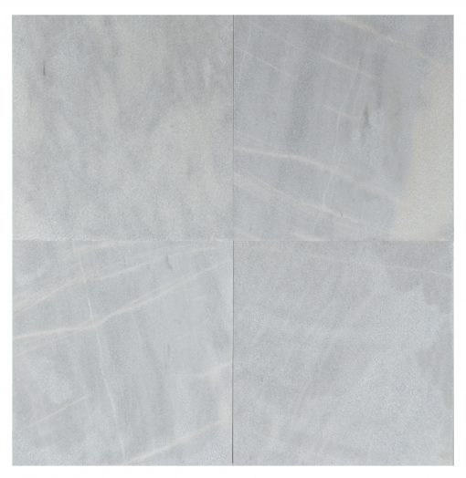 white fume sandblasted marble tiles 18x18 -marble sale-Atlantic Stone Source (2)