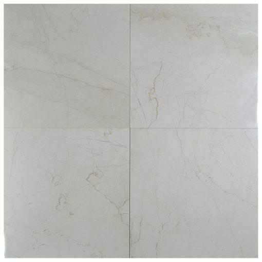 Botticino Beige Royal Polished Marble Tiles 24x24 1