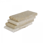 Toscana Bullnose Travertine Pool Copings 6×12-pool copings sale-Atlantic Stone Source
