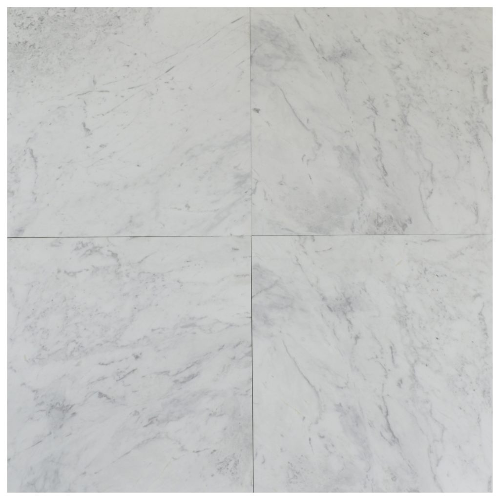 Volakas Polished Marble Tiles 36x36-marble sale-Atlantic Stone Source