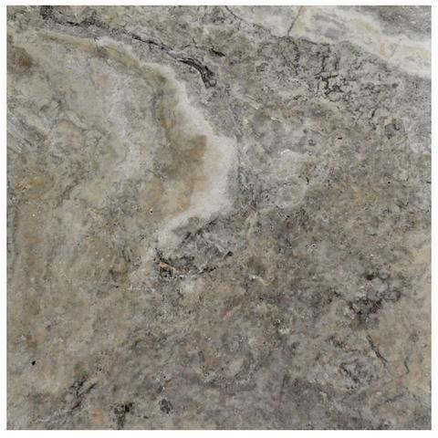 Silver Tumbled Travertine Pavers 16×16-pavers sale-Atlantic Stone Source