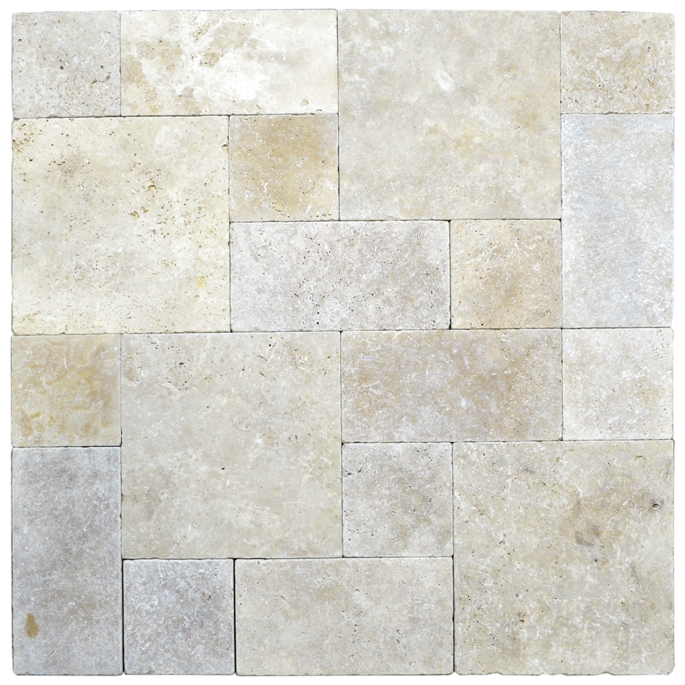 Super Light Roman Pattern Tumbled Pavers-Top quality pavers