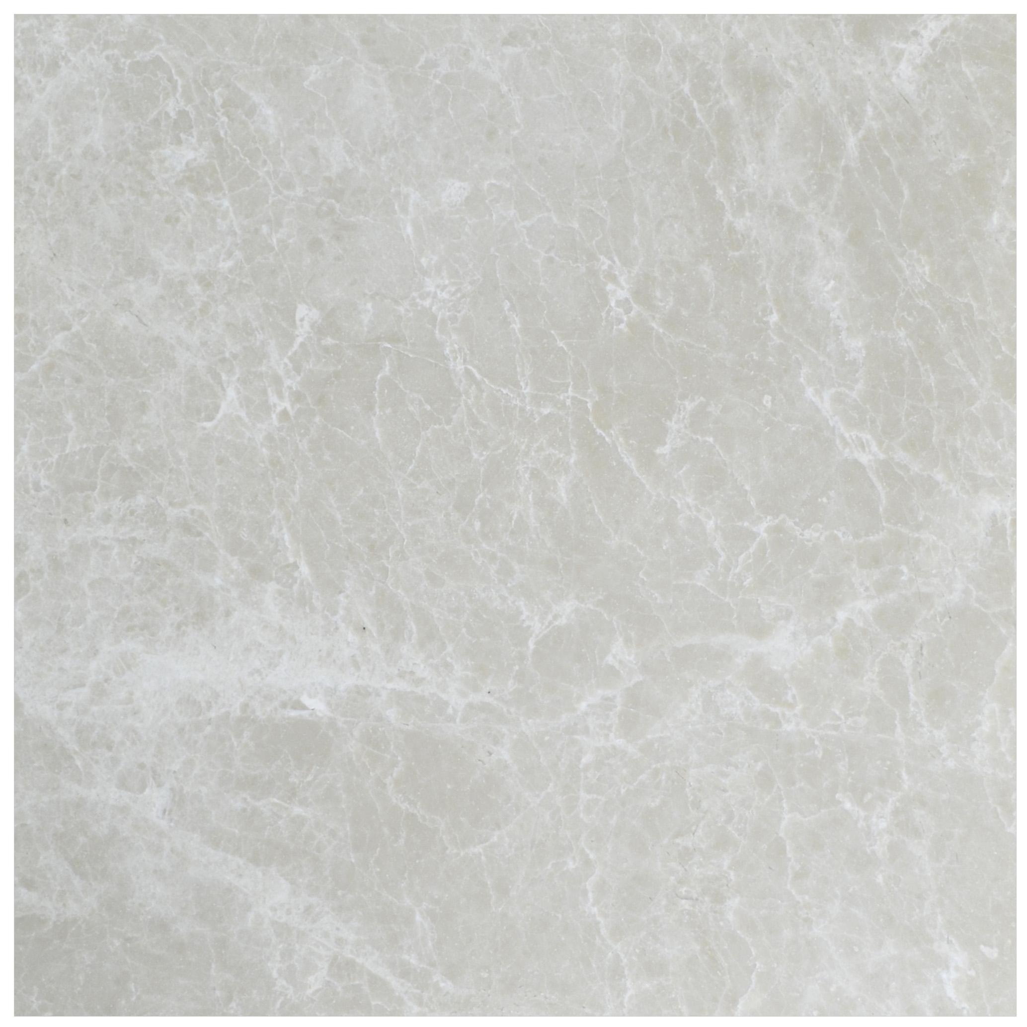 Botticino Beige Brushed Marble Tiles 24x24