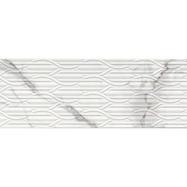 Antique Carrara Decofon Porcelain Tile 24X48 3
