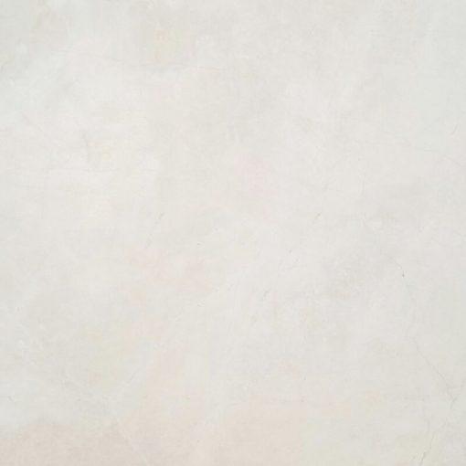 Snow White Polished Marble Tiles 18x18 3